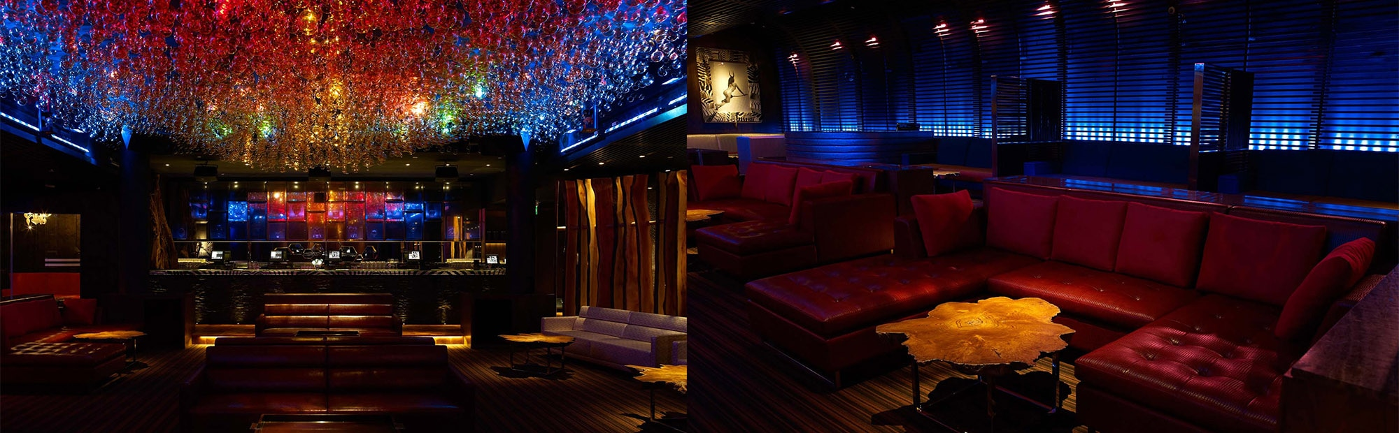 Pangaea Nightclub at Marina Bay Sands