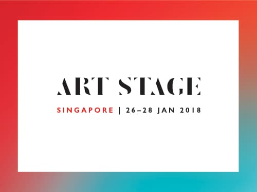 Art Stage Singapore 2018 - Marina Bay Sands Singapore
