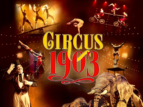 circus 1903 - Marina Bay Sands