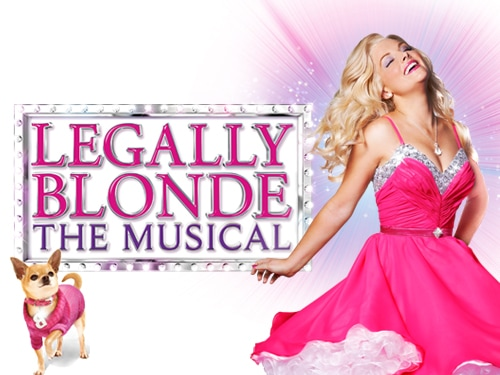 Legally Blonde - Marina Bay Sands