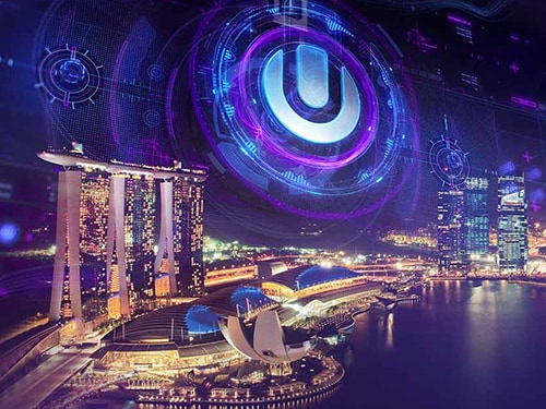 Ultra Singapore 2017 at Marina Bay Sands - The World's Premier Electronic Music Festivals