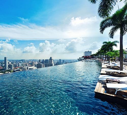 Marina Bay hotel Singapore | Marina Mandarin Singapore