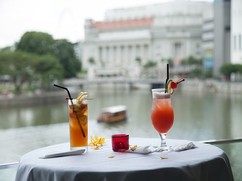 Dallas Café & Bar at Marina Bay Sands