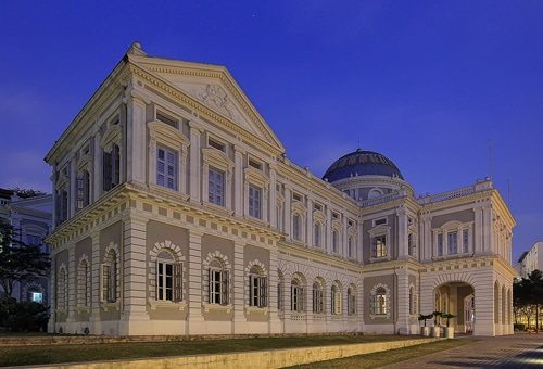 Major Museums in Singapore
