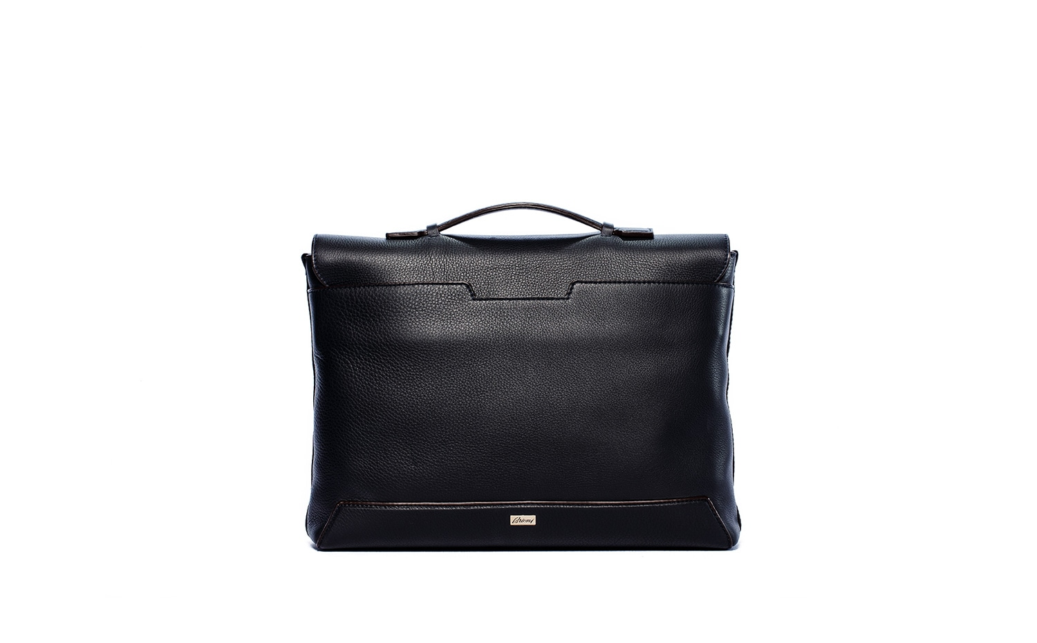 Brioni: Handheld Soft Briefcase