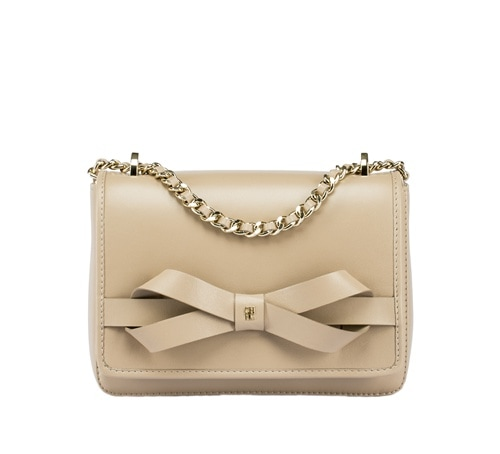 CH Carolina Herrera - MASA Bow Bag 手提包米色