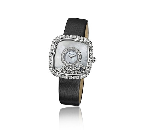 萧邦(Chopard): Happy Diamonds