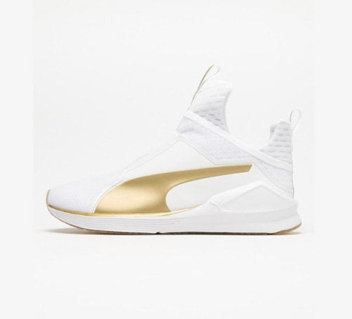 "Puma Fierce Gold ""Kylie Jenner""特别款女子训练鞋"