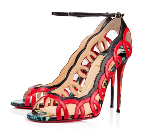 CHRISTIAN LOUBOUTIN Houla Hot