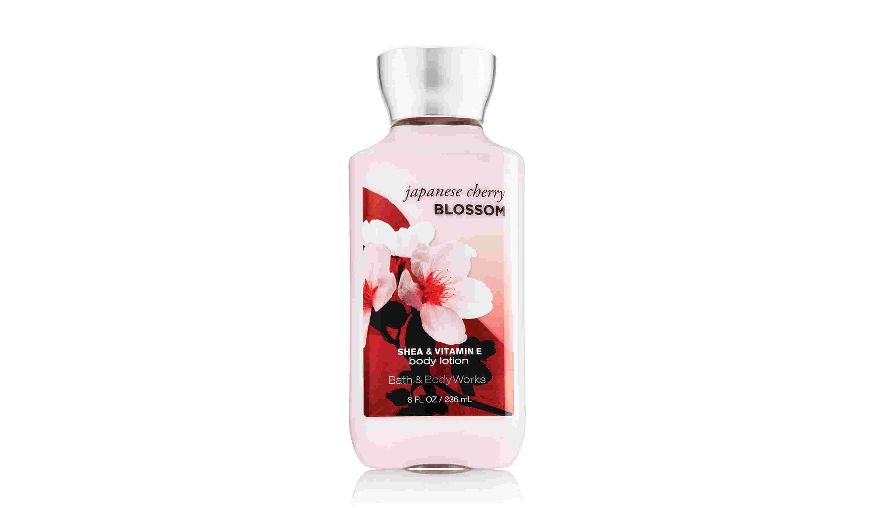 Japanese Cherry Blossom Full Size Bottle Body Lotion