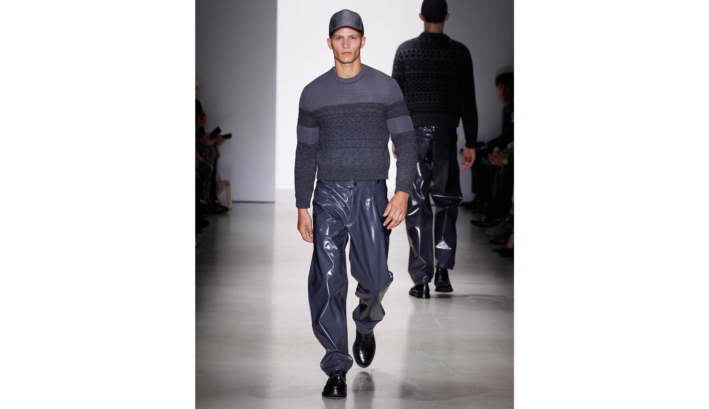 Calvin Klein Collection Fall Winter2015